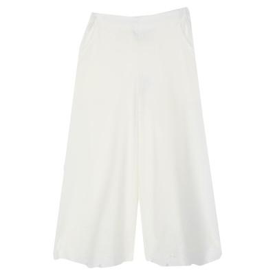 TADASKI パンツ ホワイト S ナイロン 85% / ポリウレタン 15% パンツ