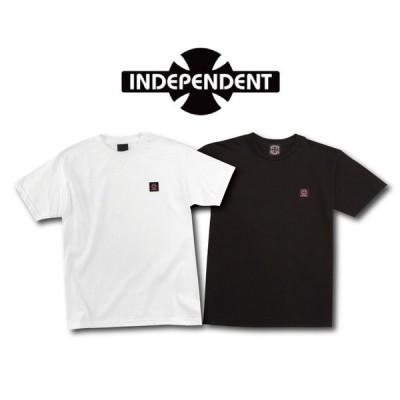 ☆SALE☆【ネコポスOK!!】【2カラー!!】INDEPENDENT T-SHIRTSインディペンデント Tシャツ[LABEL]
