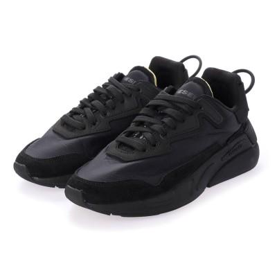 ディーゼル DIESEL ローカットスニーカー (BLACK)S-SERENDIPITY LC W sneakers