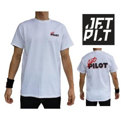 ジェットパイロット JETPILOT 2020 Tシャツ メンズ 半袖 送料無料 マイ ジェットパイロット S/S TEE ホワイトボディ グレーロゴ MJ20SS My Jetpilot #MYJETPILOT