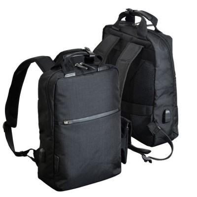 【全商品ポイント10倍】 エンドー鞄 NEOPRO CONNECT ネオプロ コネクト ビジネスバッグ ThinPack リュック クロ 2-773-BK