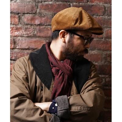 MIG&DEXI / MRFATMAN / コーデュロイキャスケット / Corduroy Casquette MEN 帽子 > キャスケット