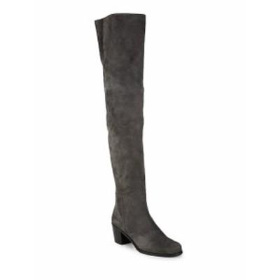スチュアート ワイツマン レディース シューズ ブーツ Hitest Over-The-Knee Leather Boots