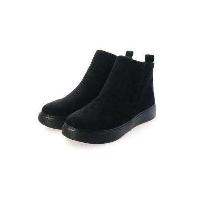 ヒールミー HEAL ME 220705 スニーカーブーツ (ブラック)