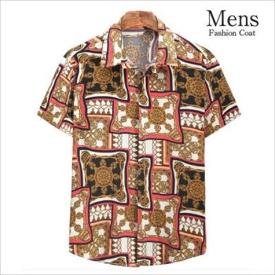 シャツカジュアルシャツメンズシャツ半袖シャツトップス紳士用メンズスリム送料無料新作