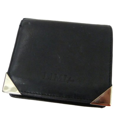 LIMIfeu 2つ折り財布 ブラック サイズ:- (渋谷神南店) 191122