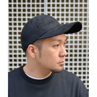 ANCHOR by ROTAR/VIVIFY / QUARTER GALLERY ロングブリムスウェードCAP MEN 帽子 > キャップ