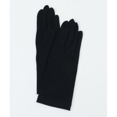 ikka LOUNGE / クレンゼ抗菌加工グローブ WOMEN ファッション雑貨 > 手袋