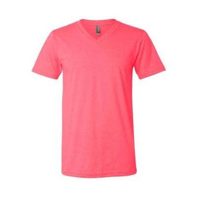ユニセックス 衣類 トップス Bella + Canvas T-Shirts Unisex Short Sleeve V-Neck Jersey Tee 3005 グラフィックティー