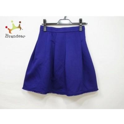 フリーズフレーズ FREE'SPHRASE スカート サイズS レディース 美品 ブルー           スペシャル特価 20191102