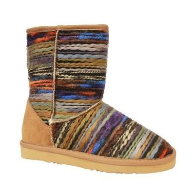 LAMO ブーツ&レインブーツ シューズ レディース Women's Juarez Winter Boots Chestnut