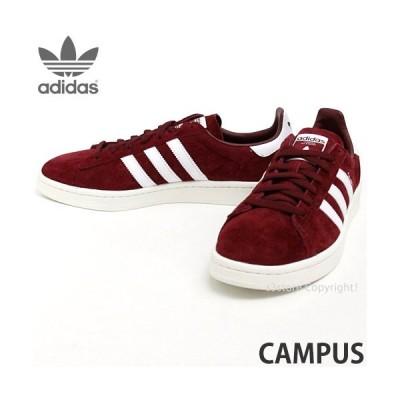 アディダス キャンパス adidas CAMPUS スニーカー メンズ シューズ 靴 復刻 クラシック 80年代 カラー:バーガンディ/ホワイト/ホワイト