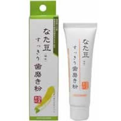 【なた豆すっきり歯磨き粉 30g】
