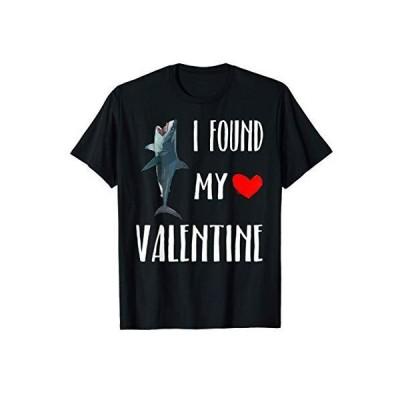 I Found My Valentine Day Megalodon Lover Gift TShirt