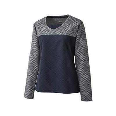 プリンス Prince テニスウェア レディース ロングスリーブシャツ WF0062 2020FW [ポスト投函便対応]