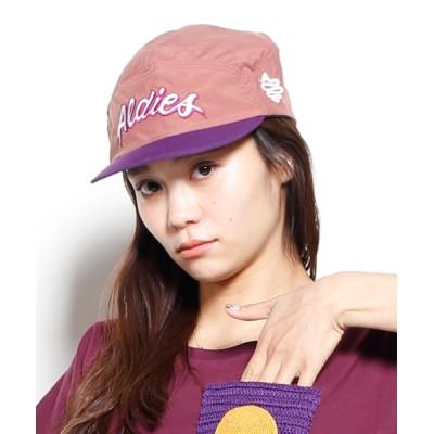ALDIES / Sign Logo Cap / サインロゴキャップ MEN 帽子 > キャップ