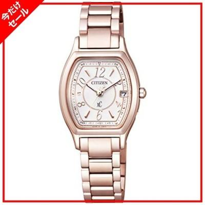 [シチズン] 腕時計 クロスシー エコ・ドライブ 電波時計 ティタニアライン ハッピーフライト シリーズ ES9354-69A