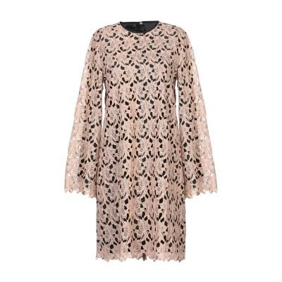 エムエスジーエム MSGM ミニワンピース&ドレス ベージュ 42 ポリエステル 100% ミニワンピース&ドレス