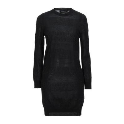 DSQUARED2 チューブドレス  レディースファッション  ドレス、ブライダル  パーティドレス ブラック