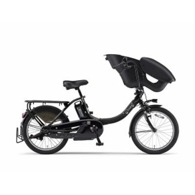 配送も店頭受取も可 電動自転車 ヤマハ 電動アシスト自転車 子供乗せ PAS Kiss mini un SP 20インチ 3段変速ギア 2020年 マットブラック2