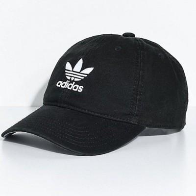 Adidas/アディダス adidas レディース キャップ ベースボールキャップ ブラック Women's Black Strapback Hat