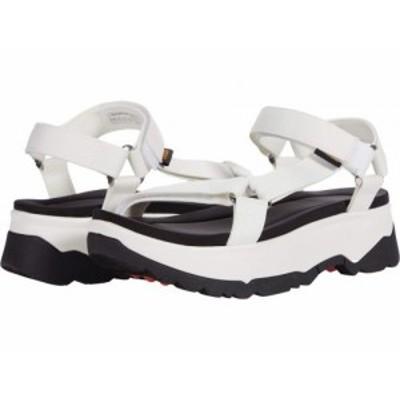 Teva テバ レディース 女性用 シューズ 靴 サンダル Jadito Universal White【送料無料】