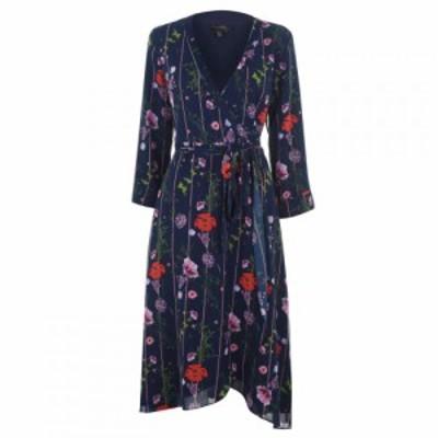 テッドベーカー Ted Baker レディース ワンピース ワンピース・ドレス Elowisa Dress Dark Blue