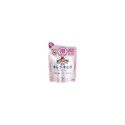 ライオン/キレイキレイ 薬用泡ハンドソープ 詰替 200ml