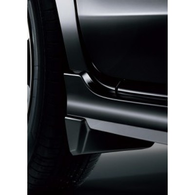 HONDA マッドガード N-WGN Custom用 クリスタルブラックパール 08P00-TKR-040A | JH3 JH4 NWGN N-WGN NWGNカスタム N-WGNカスタム