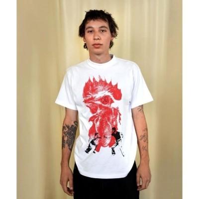 tシャツ Tシャツ 【Richardson】COCK FIGHT T