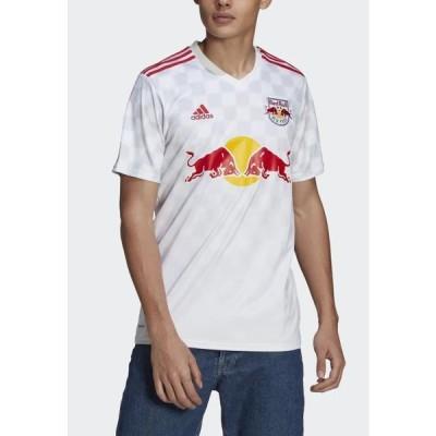 アディダス メンズ スポーツ用品 Print T-shirt - white