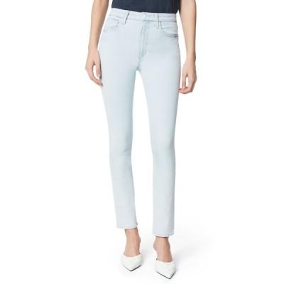 ジョーズジーンズ レディース デニムパンツ ボトムス The Luna High Waist Ankle Cigarette Jeans CLARION