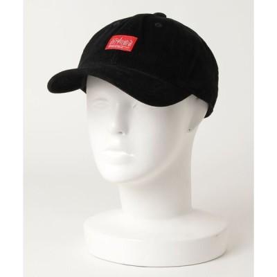 帽子 キャップ Manhattan Portage/マンハッタン ポーテージ/Corduroy 6Panel CAP/コーデュロイ 6パネル キャップ