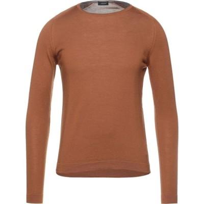 ヨーン YOON メンズ ニット・セーター トップス sweater Brown