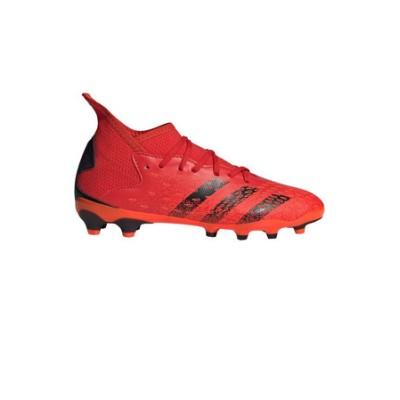 アディダス(adidas)ジュニアサッカーシューズ 土・人工芝用 プレデター フリーク3 HG/AG J 土・人工芝用 FY6304