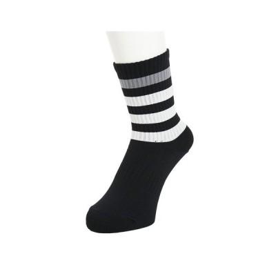 スフィーダ(SFIDA) サッカー ソックス ショートソックス ストッキング 03 OSF-SO17 黒 靴下 (メンズ、レディース、キッズ)