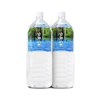 世界遺産が育む天然水  白神山水(2L?12本)