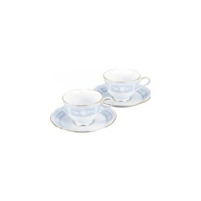 Noritake ノリタケ レースウッドゴールド ペアティー・コーヒー碗皿セット   Y6578A/1507