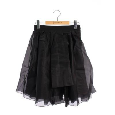 アディアム スカート 29957 シルク 2