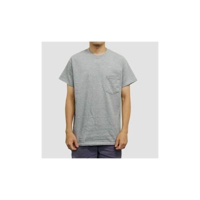 Tシャツ 無地 メンズ ギルダン ウルトラコットン ヘビーウェイト 半袖 ポケット Tシャツ ポケットT #2300 GILDAN / 6oz(6オンス) t2300gy