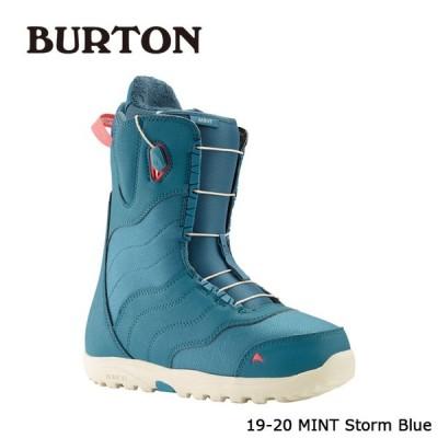 バートン ブーツ 19-20 BURTON MINT Storm Blue ミント 日本正規品