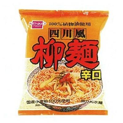四川風柳麺(辛口)(100g)【健康フーズ】