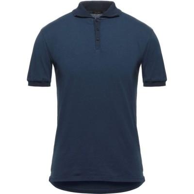 NE PAS メンズ ポロシャツ トップス polo shirt Slate blue