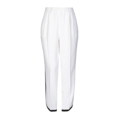 リュー ジョー LIU •JO パンツ ホワイト 44 ポリエステル 100% パンツ