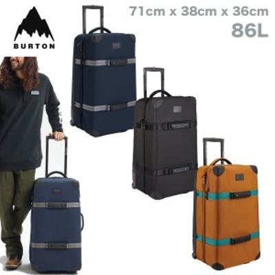 バートン キャリーバッグ Burton Wheelie Double Deck 86L Travel Bag ウィーリー ダブル デッキ 86リットル トラベルバッグ