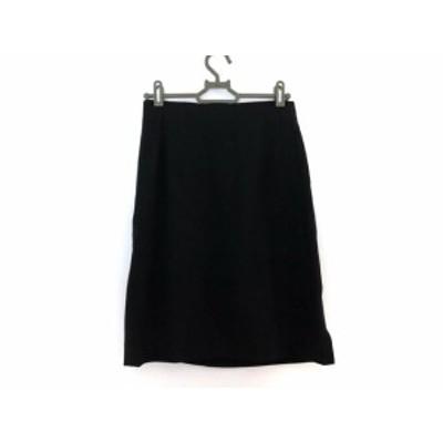 レナランゲ RENA LANGE スカート サイズ36 S レディース 美品 黒【中古】