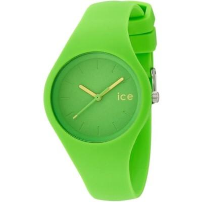 【正規輸入品】ICE Watch アイスウォッチ ICE Ola アイスオラ ネオングリーン ICE.NGN.U.S.14 スモール 腕時計