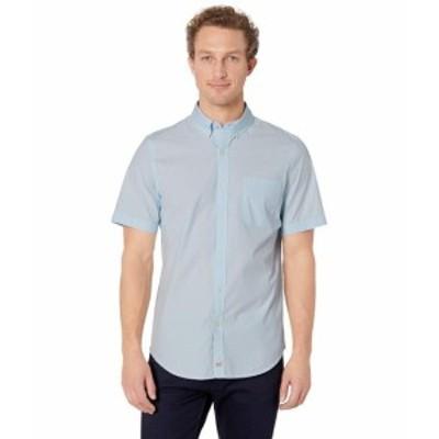 Vineyard Vines ヴィニヤードヴァインズ 服 一般 Wavine Dobby Short Sleeve Slim Murray Shirt
