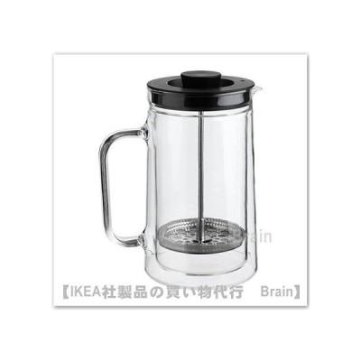 IKEA/イケア EGENTLIG コーヒー/ティー メーカー0.9 L