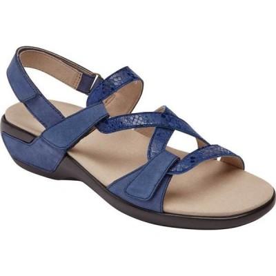 アラヴォン レディース サンダル シューズ Power Comfort S Strap Sandal